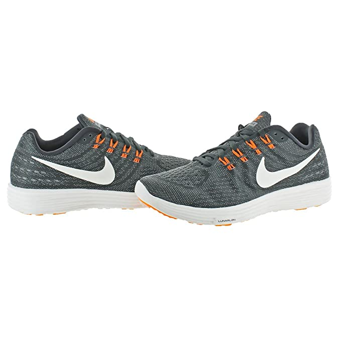 pretty nice 39666 47797 promo code for amazon nike mens lunartempo 2 lightweight athletic running  shoes gray 6 medium d