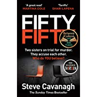 Fifty-Fifty: The Number One Ebook Bestseller, Sunday Times Bestseller, BBC2 Between the Covers Book of the Week and…