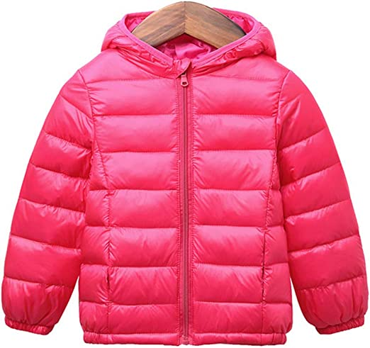 the Ski|Grey Lefuku Down Jacket Boys Girls 5-14 Years,Foldable Lightweight Hooded Puffer Fashion Casual Coat,Winter Coats for Kids Toddlers Warm Windproof Outwear Suitable for Outdoor Sport