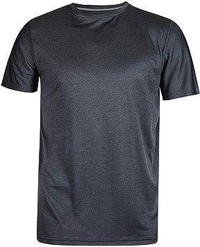 Camisa Negra Rayas Hombre Chaleco Camisetas Hombre Originales Manga Corta Verano Moda Color de Hechizo Bolsillo Polos Personalidad Casual Remera Slim Camisas Jodier: Amazon.es: Deportes y aire libre