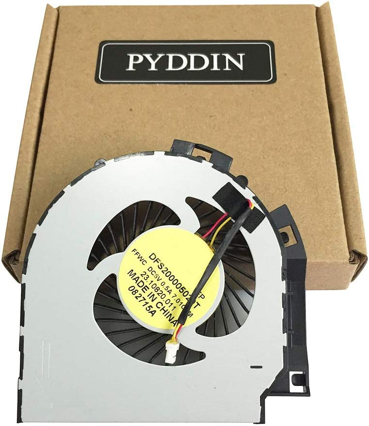 New Laptop CPU Cooling Fan Cooler for DELL Inspiron 17 7000 7737 7746 Series