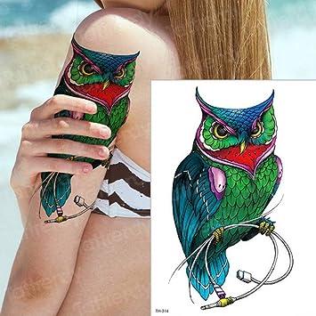 3pcs-Tattoo Temporal Yin y Yang Tatuaje y Arte Corporal Etiqueta ...