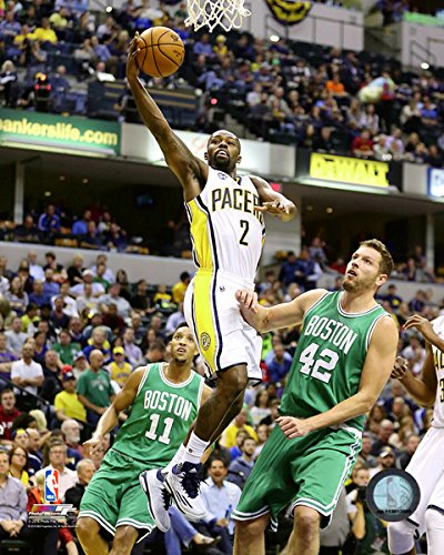 (Rodney Stuckey Indiana Pacers 2015-2016 NBA Action Photo (Size: 8