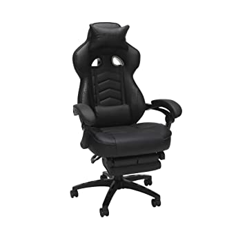 Sensational Amazon Com Respawn 110 Racing Style Gaming Chair Reclining Forskolin Free Trial Chair Design Images Forskolin Free Trialorg