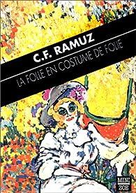 Book's Cover ofLa Folle en costume de folie - Pastorale - Amour