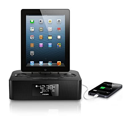 amazon com philips aj7050d 37 docking station for ipod iphone ipad