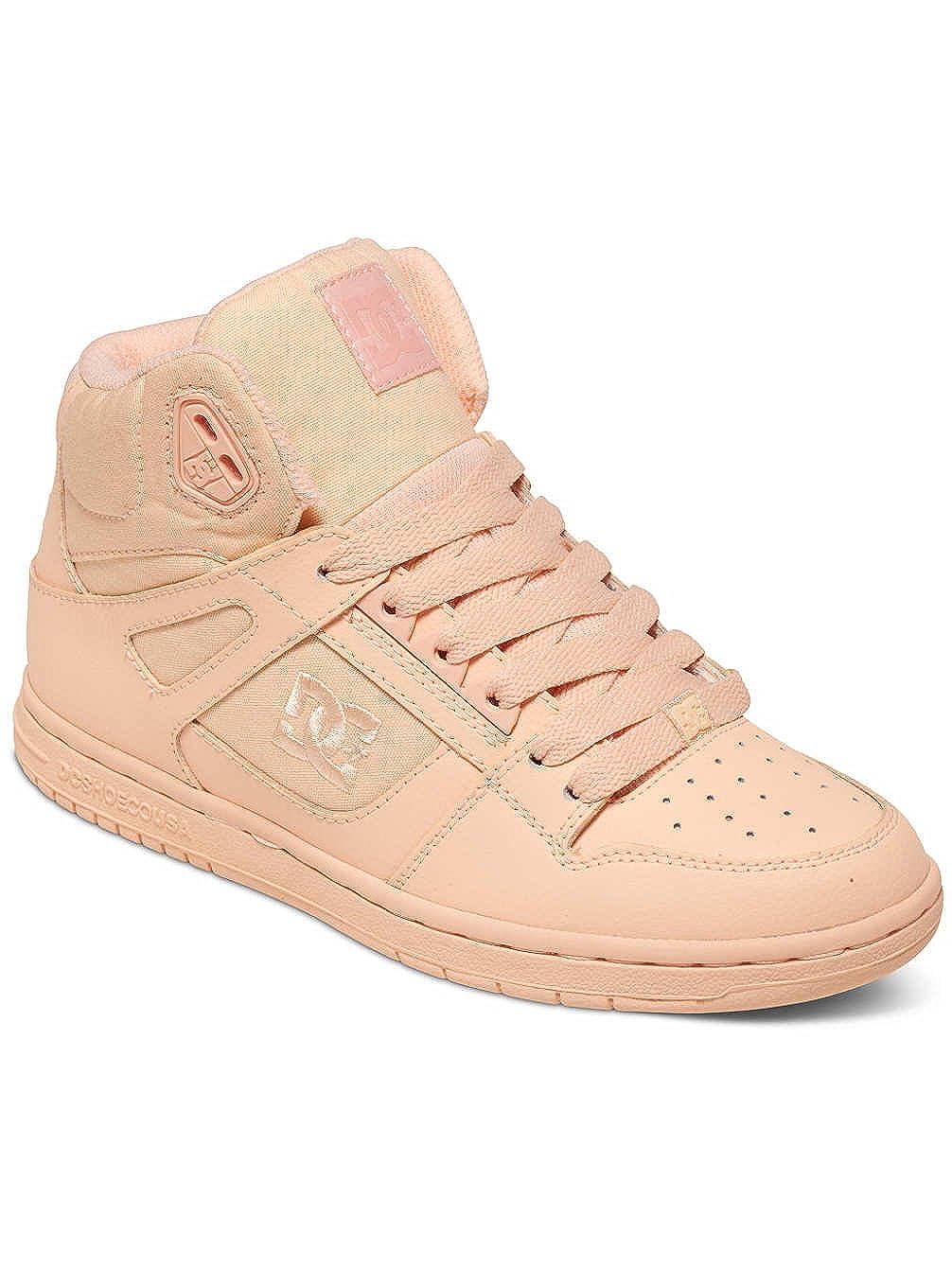 DC Shoes Rebound High - Chaussures Montantes pour Femme 302164 Dcshoes