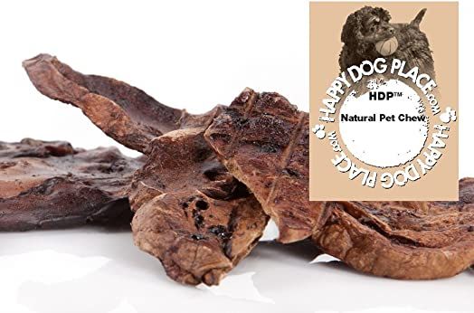 HDP Sliced Lung Munchies Made in USA