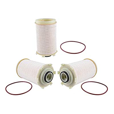 07-09 Ram 2500 35 6.7L Turbo Diesel (3) Fuel Filter Water Separator GF400 33733: Automotive