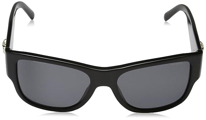 Versace 0Ve4275 Gafas de sol, Black, 58 para Hombre: Amazon ...