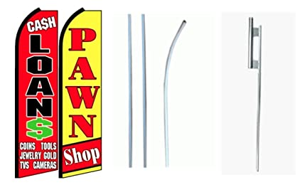 Amazon.com: Dinero en efectivo loans/PAWN Shop, tamaño King ...