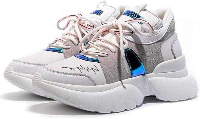 Vimisaoi Lace-up Fashion Sneakers