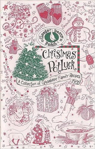 Christmas Potluck.Christmas Potluck Vickie Joann Amazon Com Books
