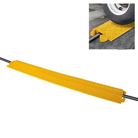 Amazon.com: Pyle PCBLCO101 Cable Protector Cover Ramp Cord/Wire ...