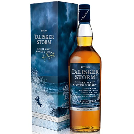 25 opinioni per Talisker Storm Single Malt Scotch Whisky