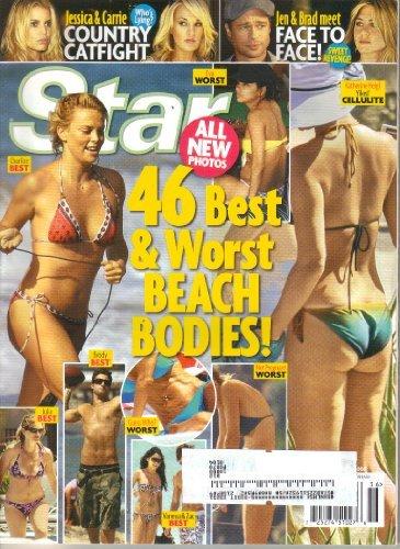 Star Magazine, Vol. 35, No. 36 (September 8, 2008) 46 Best & Worst Winter Beach Bodies (ISSN: 1052-875X)