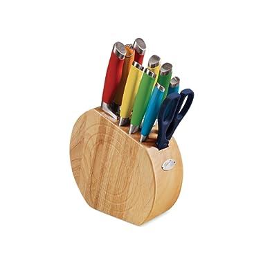 Fiesta Multicolored 11-pc. Cutlery Set