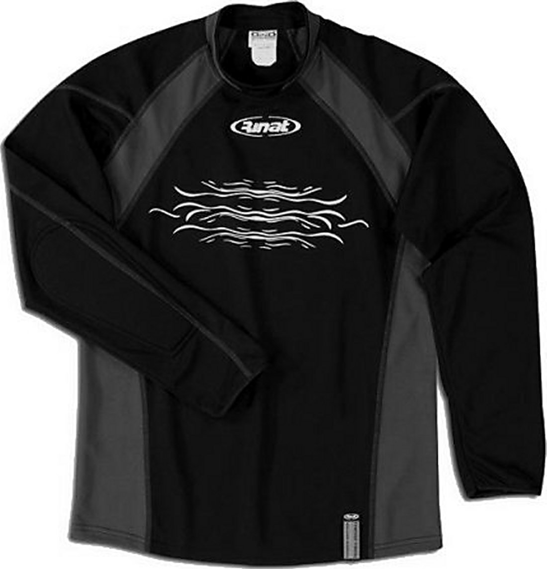 c0e3abab30f best Rinat Roma Soccer Goalkeeper Jersey - Black/Gray - Adult XL ...