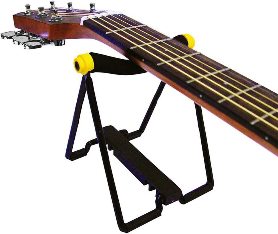Hercules mantenimiento guitarra con ventosa para el cuello: Amazon ...