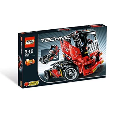 LEGO Technic Limited Edition Set #8041 Race Truck: Toys & Games