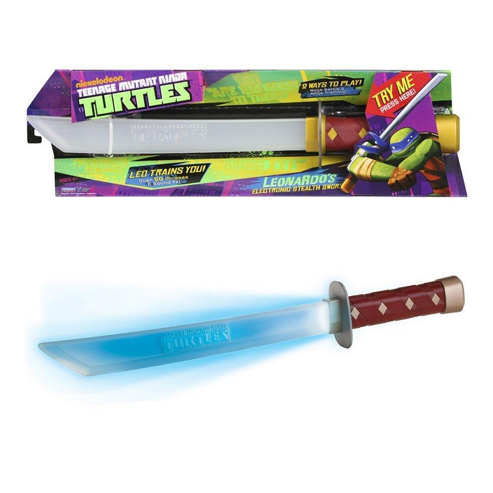 Buy Playmates Toys Teenage Mutant Ninja Turtles Leonardo S Stealth