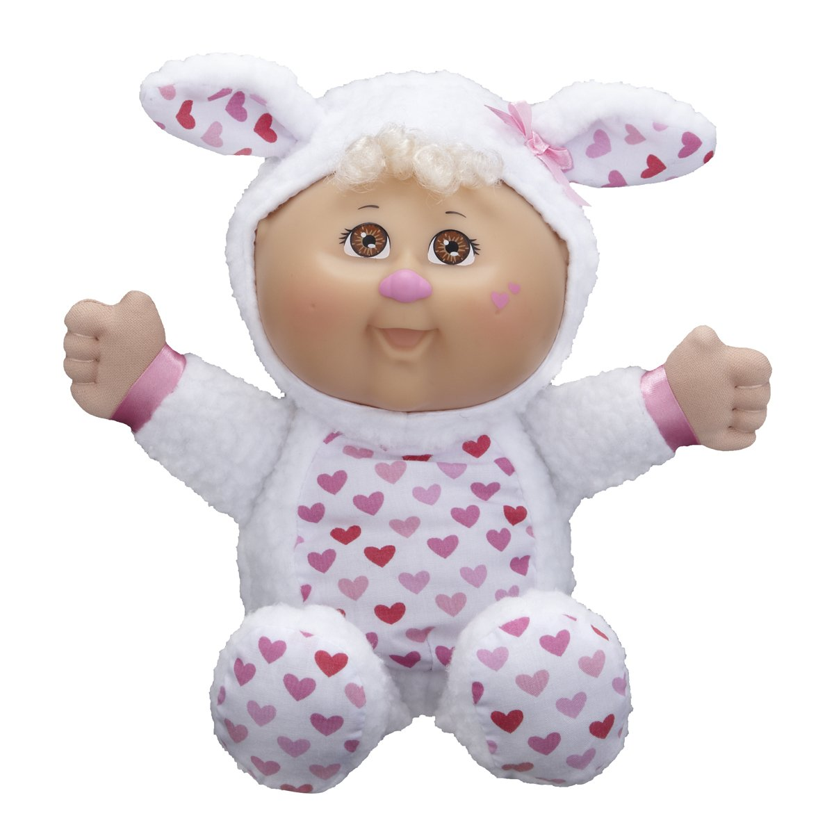 amazon com cabbage patch kids cuties lamb toys u0026 games