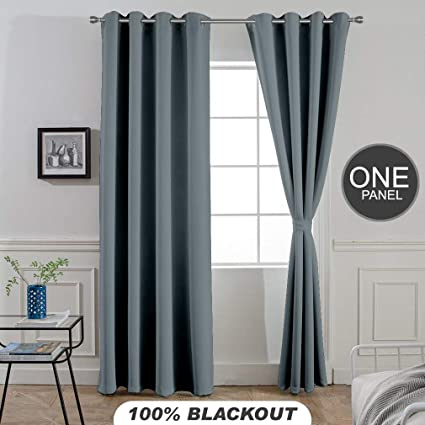 Amazon Com Curl Up Room Darkening Solid Blackout Curtains Energy