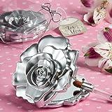 Realistic Rose Design Mirror Compacts (1)