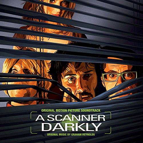 SCANNER DARKLY (COLORED VINYL) O.S.T. - A Scanner Darkly
