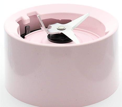 Base de jarra con cuchillas para batidoras KitchenAid color rosa (modelos KSB555, KSB565,