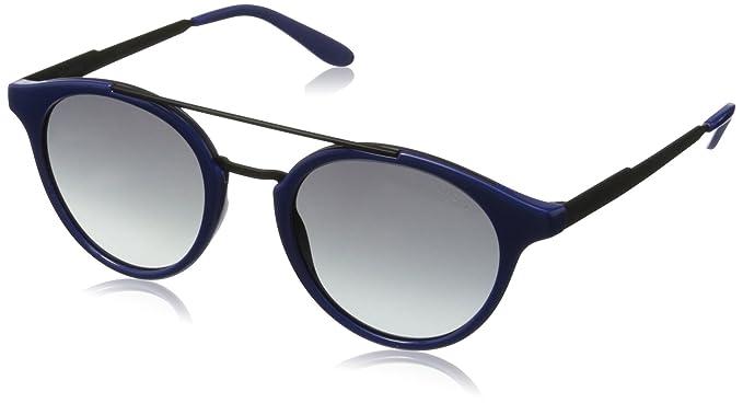 Carrera Unisex-Erwachsene Sonnenbrille 123/S JJ W24, Blau (Bluette Black/Grey Sf), 49