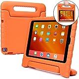 Cooper Cases (TM Dynamo iPad Air 2,cover per ragazzi in colore arancione + pellicola protettiva (leggere, con schiuma EVA non tossica, design durevole, protezione extra)
