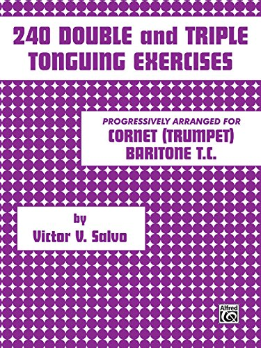 240 Double and Triple Tonguing Exercises