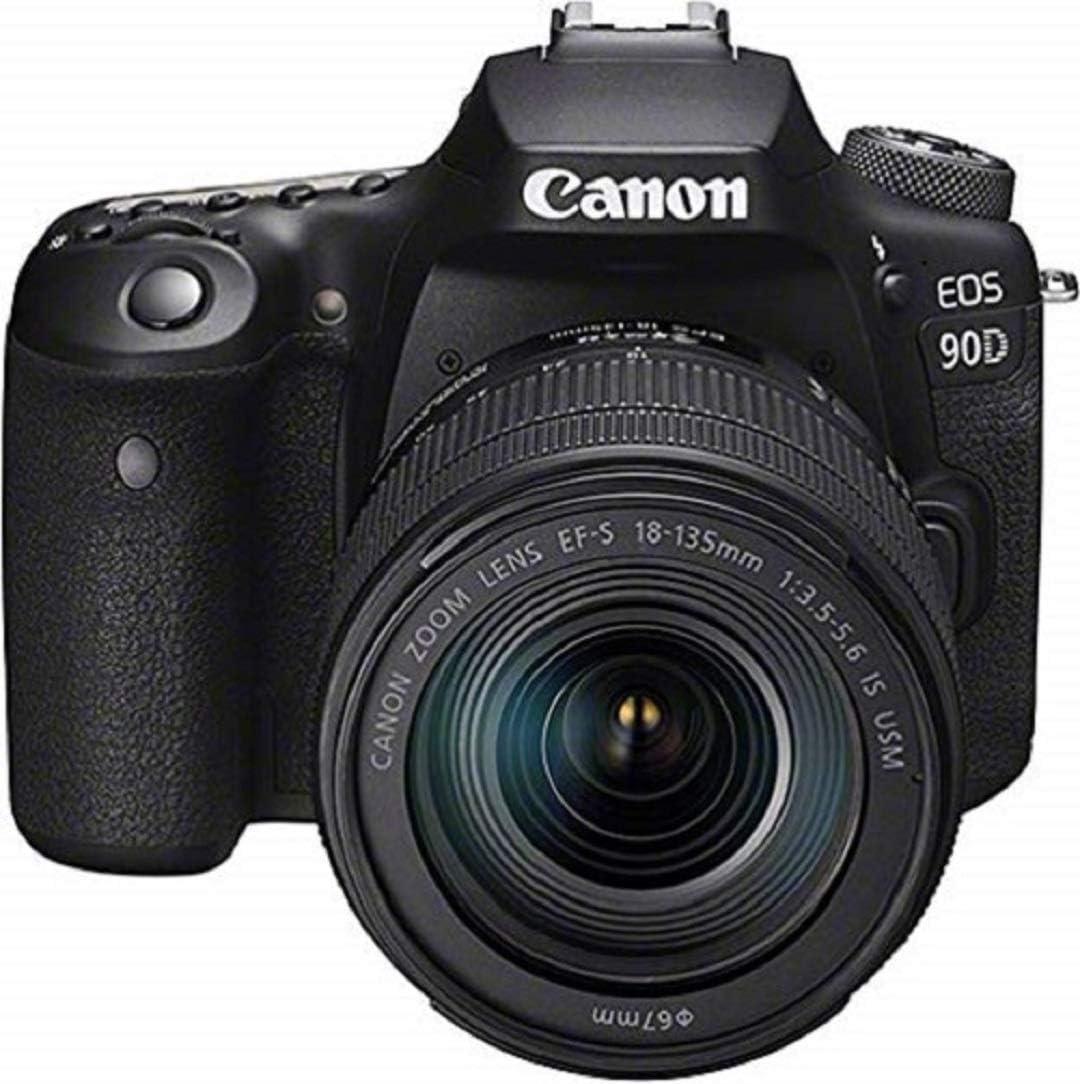 Canon Eos 90d Spiegelreflexkamera Mit Objektiv Ef S Kamera