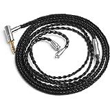 イヤホンケーブルFSX4102 8芯 純銀 高品質ケーブル MMCX 対応Shure SE535/SE315/SE215/SE425/SE846/UE900/ SENFER UE/ LZ A3/LZ A4