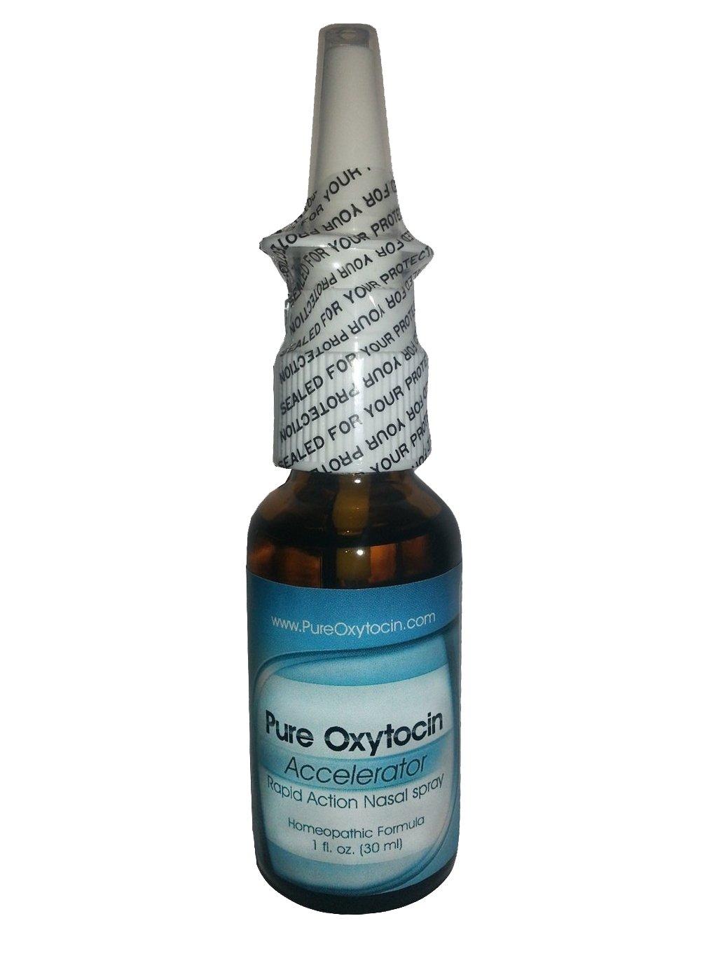 Pure Oxytocin Accelerator 1 Oz Nasal Spray
