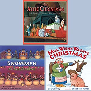 Penguin Young Readers Christmas Collection Audiobook