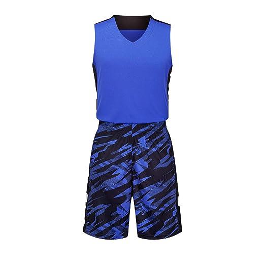 GJF - Camiseta de Baloncesto para Hombre - Vestido de ...