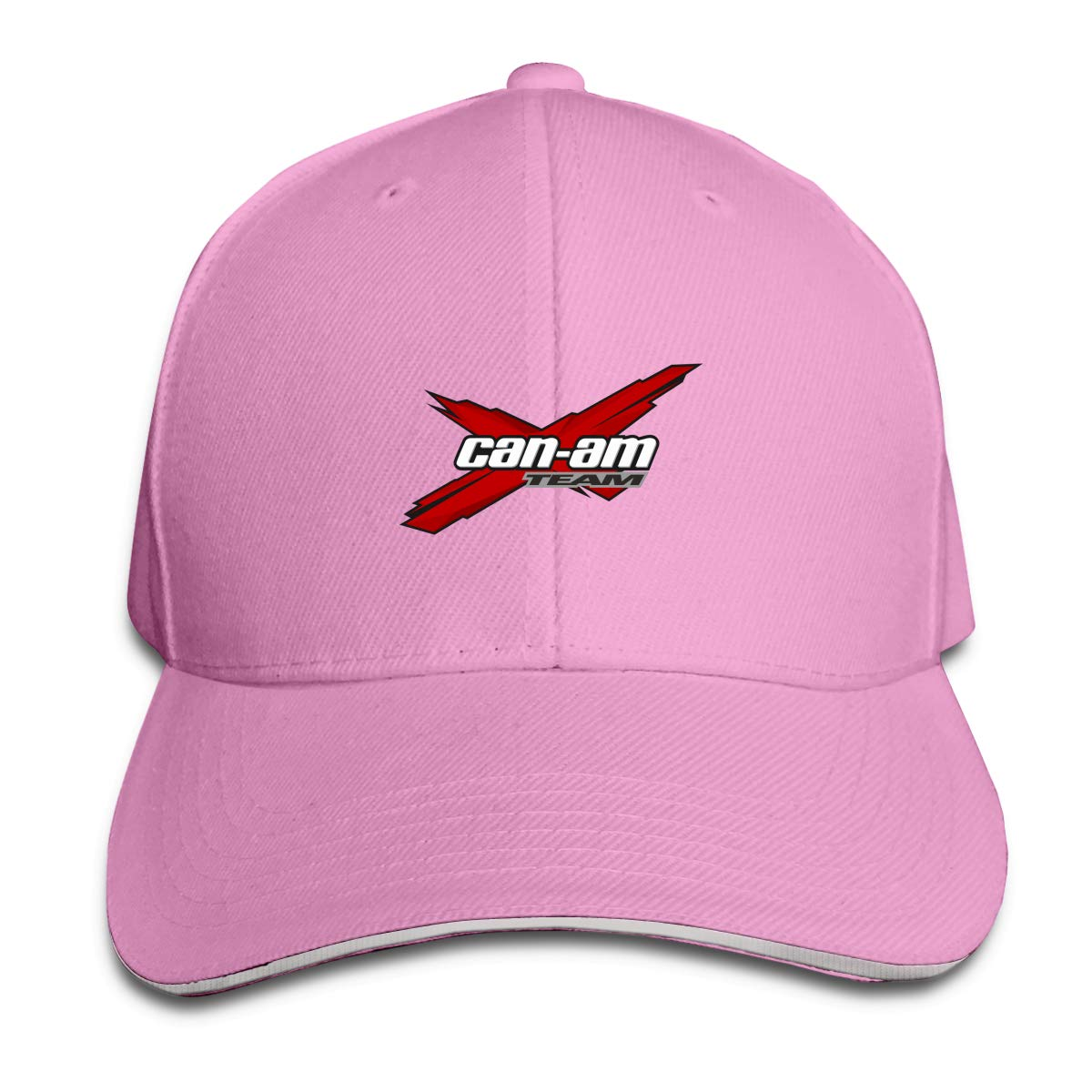 Can Am Team Unisex Twill Adjustable Sports Hat
