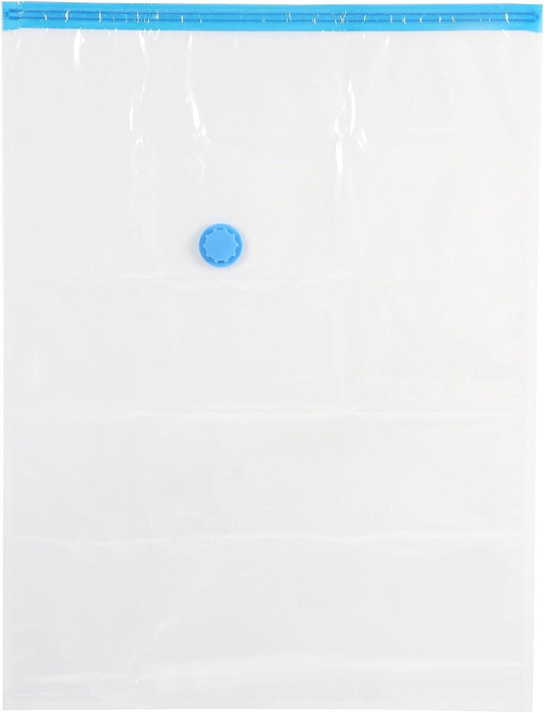Setwahl und Gr/ö/ßenwahl 60x80 cm 6er 80x100 cm Reise Jago Vakuumbeutel Set 40x60 cm Aufbewahrungsbeutel Kleiderbeutel transparent platzsparend Vakuumt/üte f/ür Kleidung 70x120 cm