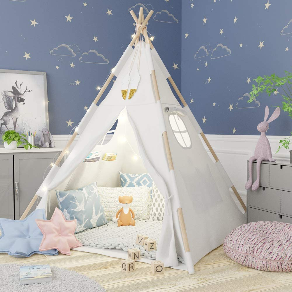 Top 15 Best Kids Teepee Tents (2020 Reviews & Buying Guide) 8