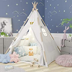 Top 15 Best Kids Teepee Tents (2021 Reviews & Buying Guide) 8