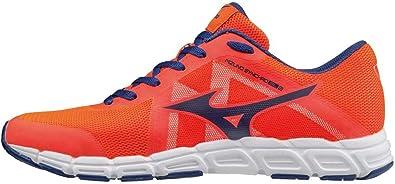 Mizuno Zapatilla Mujer Running Shoe Syncro Naranja: MainApps: Amazon.es: Zapatos y complementos