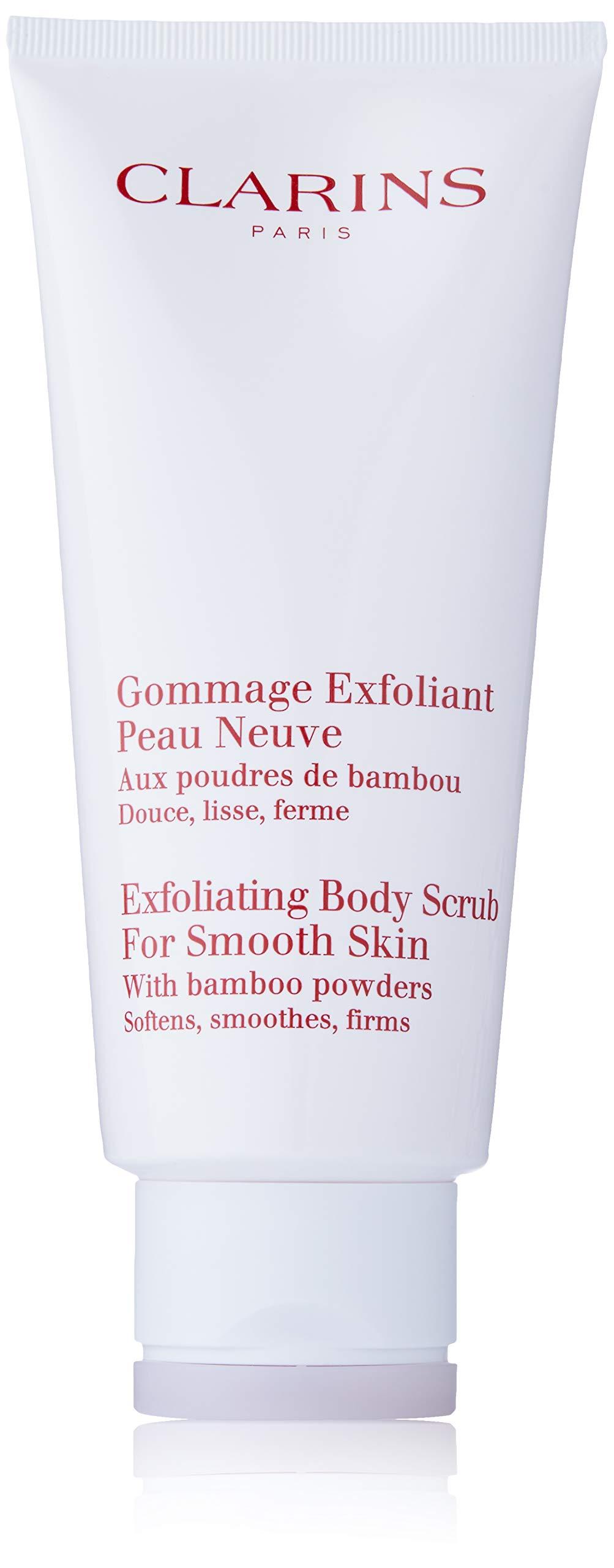 CLARINS Exfoliating Body Scrub for Smooth Skin, 6.9 Ounce