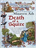 Death of a Squire by Maureen Ash front cover