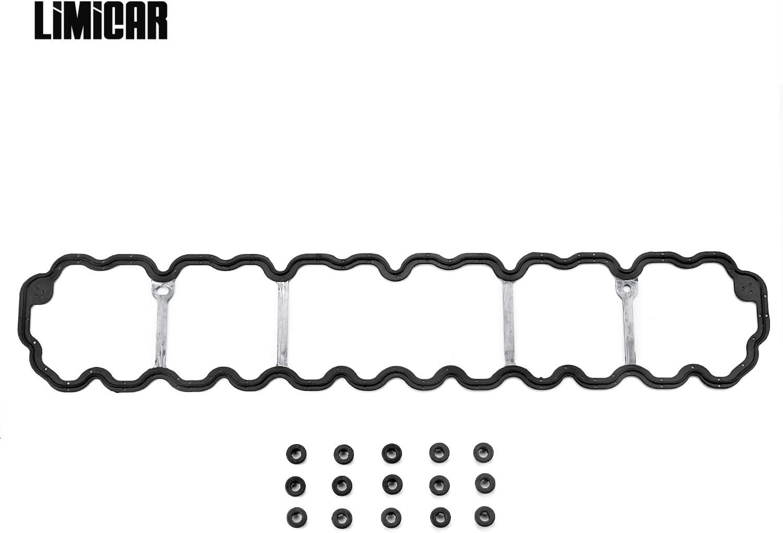 Valve Cover Gasket Set fit 96-06 JEEP Grand Chrokee TJ Wrangler 4.0L
