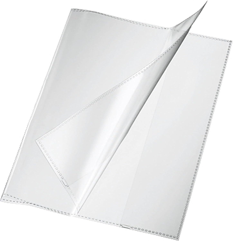 Bene 270500 - Copertina per quaderno, formato A5, trasparente 270500 clear