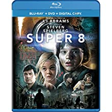 Super 8 (Two-Disc Blu-ray/DVD Combo) (2011)