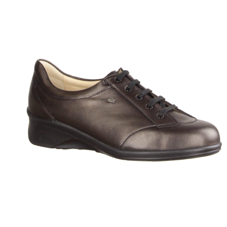 Finncomfort - Zapatos de Cordones para Mujer Marrón Marrón 39