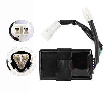 KIPA CDI Igniter Module Box For Kawasaki Bayou 300 KLF300B KLF300C 1988-2004 Lakota 300 KLF300A Replace OE Part # 21119-1369 Durable